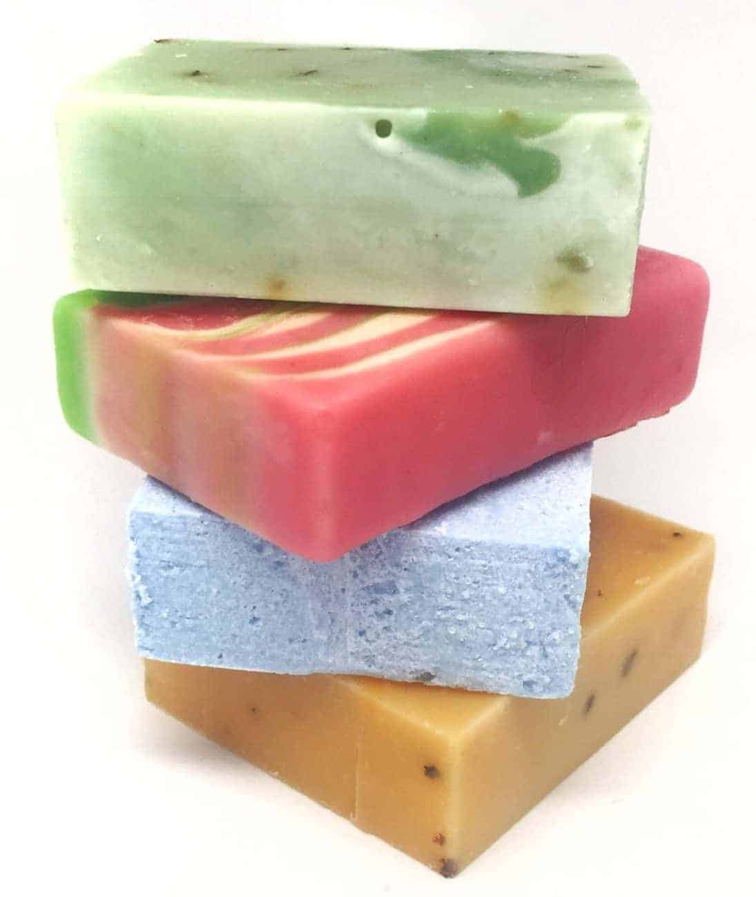 5 Benefits of Handmade Soaps