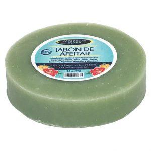 Shaving handmade soap 3.5 oz From Caribbean Soaps in Puerto Rico