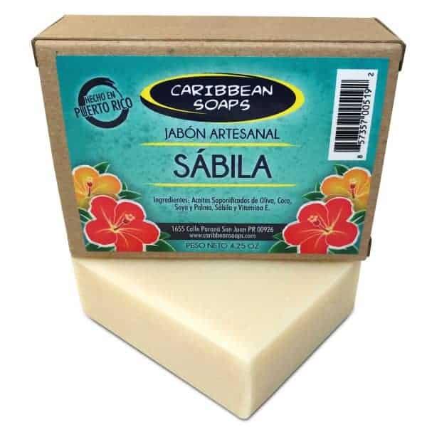 Fresh Caribbean aloe handmade soap best bar of soap for sensitive skin 4.25 oz unscented From Caribbean Soaps