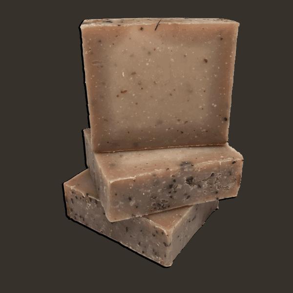 stack handmade soap from puerto rico vanilla and goat milk moisturizing 4.25 oz