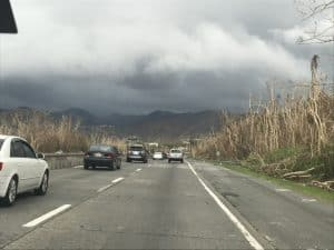 hurricane maria highway puerto rico