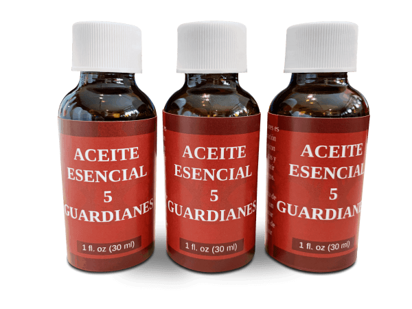 5 guardians essential oil blend 1 oz. our version of thieves oil prepared by caribbean soaps made in puerto rico