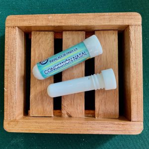 Inhalador Congestión Nasal / Nasal Congestion Inhaler