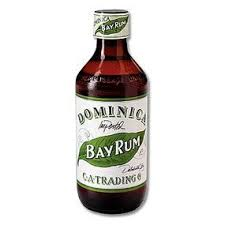 Bay Rum from the island of Dominica