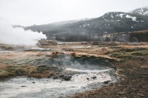sulphur hot springs