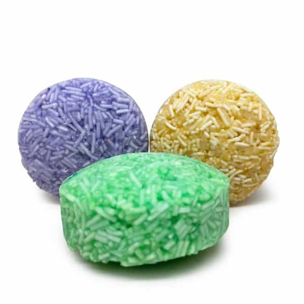 shampoo bar 2.5 ounces prepared by caribbean soaps made in puerto rico