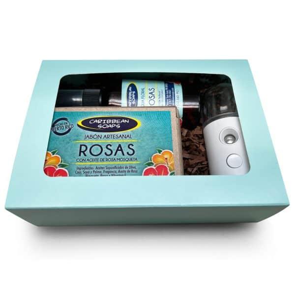 Rose Gift Set Set Regalo de Rosas